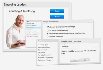 Screenshot of Learning