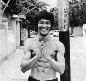 Bruce Lee quotes on feedback
