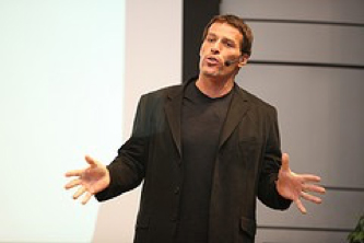 Tony Robbins quotes on feedback