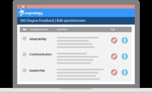 Cognology 360 Degree Feedback design