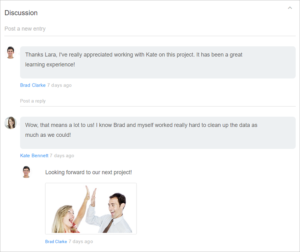 Agile Feedback screenshot