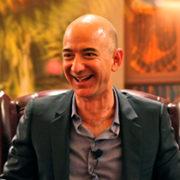 Jeff Bezos - an Amazonian Chief
