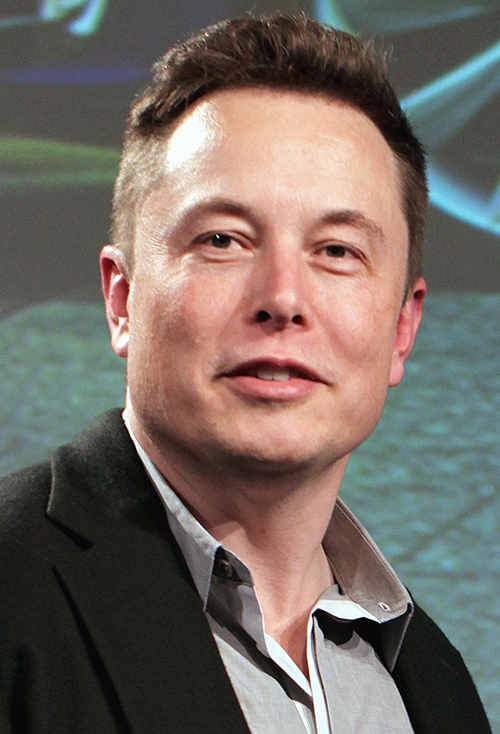 Elon Musk - Leading a quest to save the future
