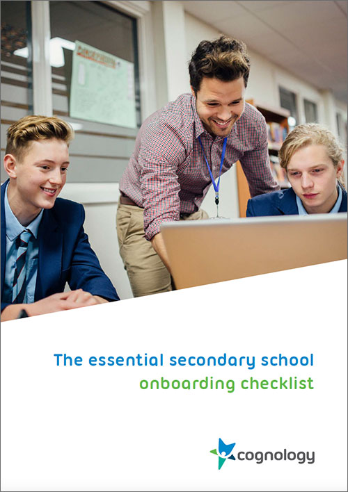 The Essential Onboarding Checklist For Secondary Schools