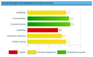 Strength and Development Summary