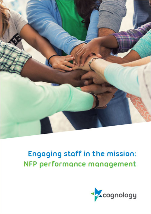 Not for Profit Whitepaper cover