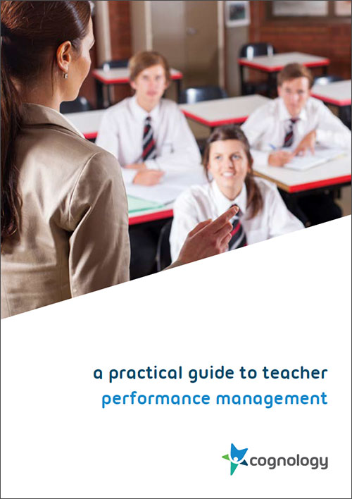 Teacher Performance Management Cover