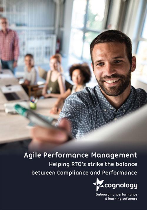 RTO agile performance management