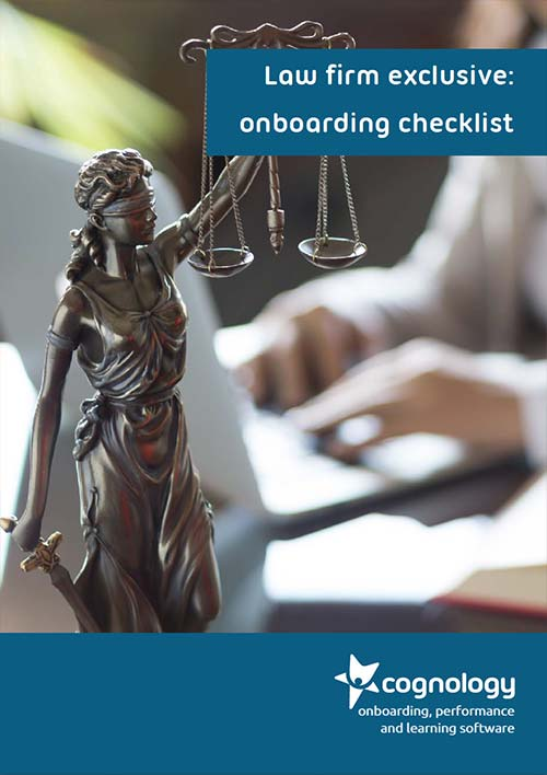 Onboarding Checklist for the Legal Industry PDF