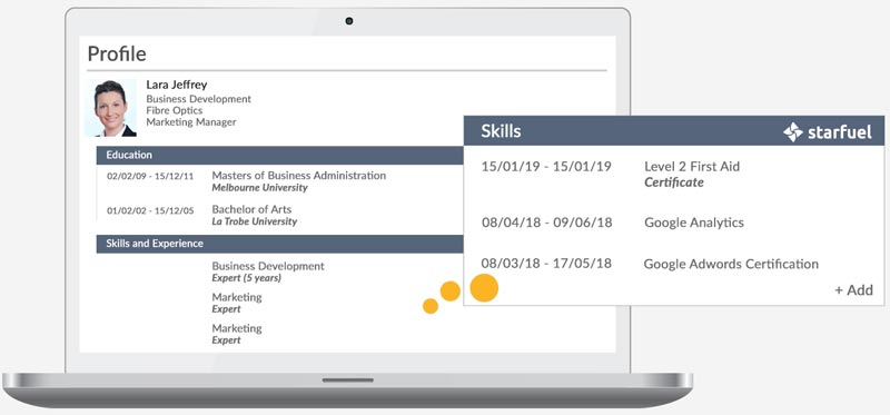 Audit and manage skills across your workforce